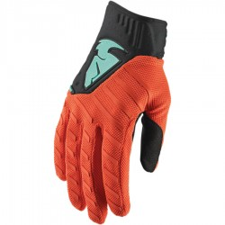 Rękawice Rebound Red Orange/Black