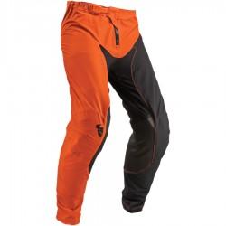 Spodnie Prime Pro Jet Black/Red Orange