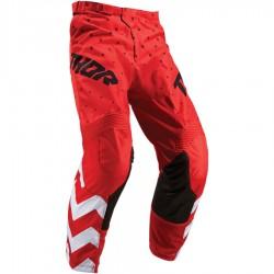 Spodnie Pulse Stunner Red/White