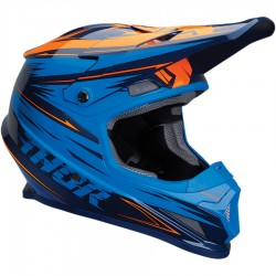 Kask Sector Warp Navy/Electric Blue
